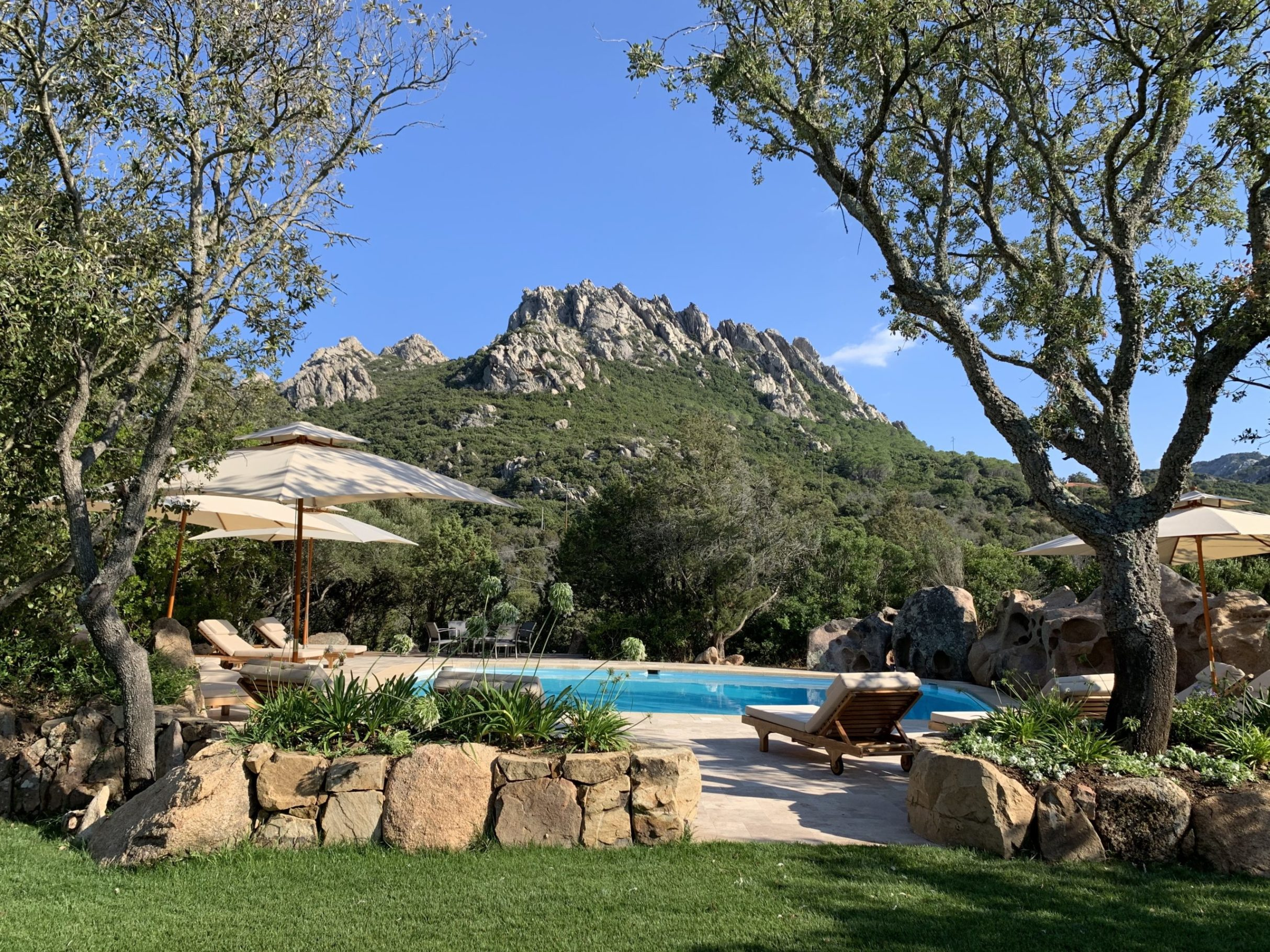 Casa Pantaleo Luxury Villa Mountain Views