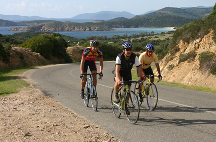 Cycling Holiday Activities at Casa Pantaleo Luxury Villa
